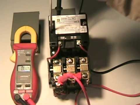Square d nema size 1 motor starter wiring square d motor for Square d motor starter wiring