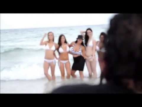 Miami Beach Swim Week Behind the Scenes Bikini Photoshoot
