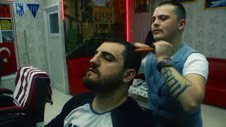 ASMR Turkish Barber Head,Face and Body Massage 86 (21 Mins)