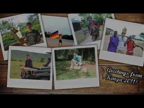 Hakuna Matata - Kenya Daily - Floris and Harald in Kenya HD