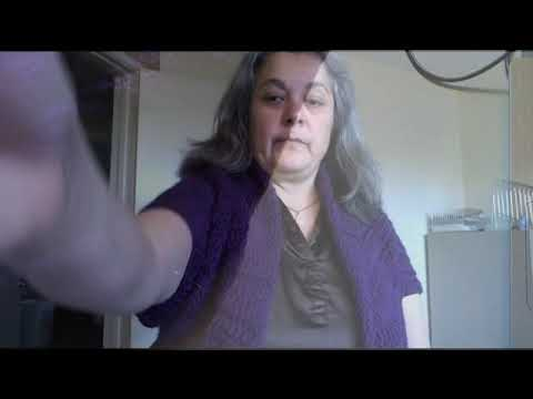 How to crochet a shrug / Easiest Crochet Shrug (tambien en Espanol)