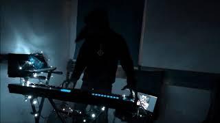 Dance Macabre Cover Ghost Keyboard synthesizer Claudio Salgado