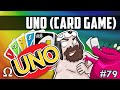 JIGGLY'S DRAGON + THE BIGGEST UNO GOOF-UP! | UNO Funny Moments #79 w/Jiggly, Fourzero, Mini
