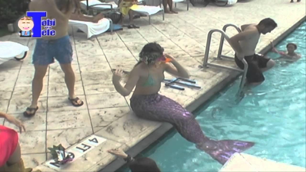 Sirenitas en la piscina la fiesta de cumplea os de diego for Piscinas actur