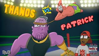 Thanos Vs Patrick - Cartoon Beatbox Battles