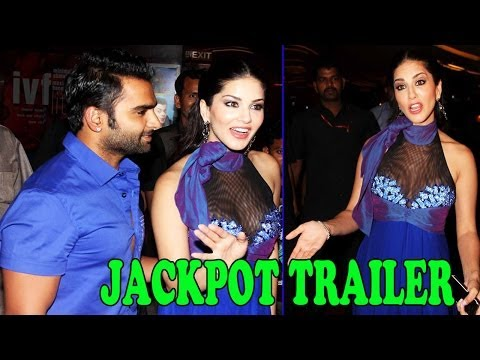 First Look Launch Of Film ''jackpot'' - Sunny Leone video