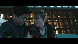Newt & Winston vs The Flare ~The Devil Within~ A Maze Runner Story - Alex Flores & Thomas Sangster