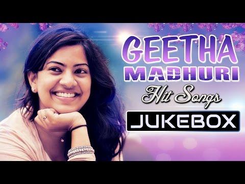Geetha Madhuri (singer) Latest Hit Songs Jukebox    Telugu Mass Songs video