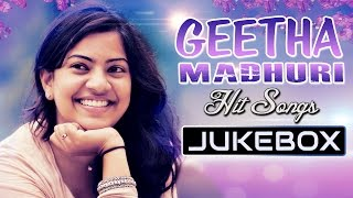 Geetha Madhuri (Singer )Latest Hit Songs || Jukebox ||  Birthday Special