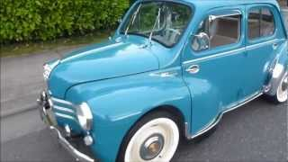 I stole Terry's Renault  4CV