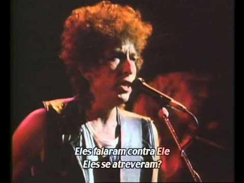 Bob Dylan - In The Garden