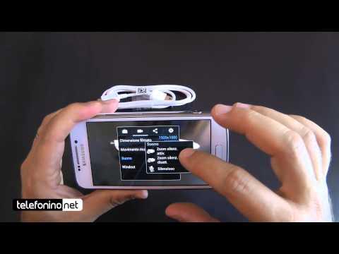 Samsung Galaxy S4 zoom videoreview da Telefonino.n