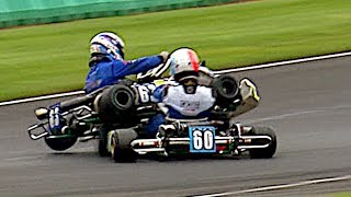 Greatest Kart Race in History? YOU DECIDE! S1 2017 Rd 10, Jnr TKM Final