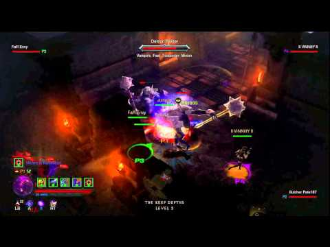 Diablo 3 Level 1 to 60 in 30 Minutes! (FASTEST & BEST WAY TO LEVEL UP!)