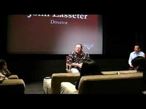 John Lasseter on his friend and colleague, Joe Ranft Video