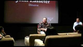 John Lasseter on his friend and colleague, Joe Ranft