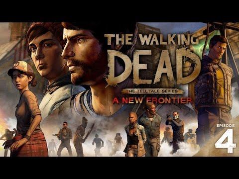 DIRECTO! The Walking Dead | Temporada 3 | Más espesa que el agua  EP 4