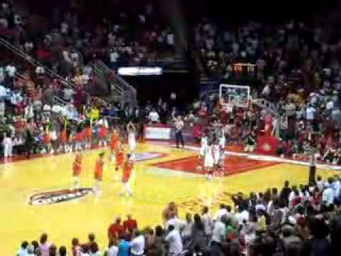Phoenix Mercury @ Houston Comets Triple Overtime Video