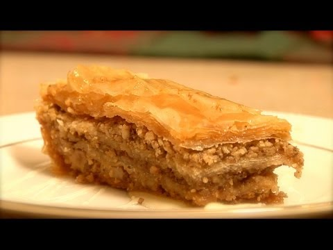 Baklava   Made With Honey