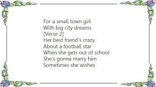Watch Claudia Church Small Town Girl video