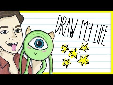 DRAW MY LIFE! (История моей жизни)