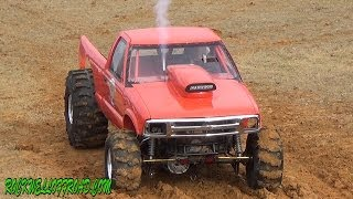FAST S10 RACE TRUCK!! CHEVY BIG BLOCK POWER!!!