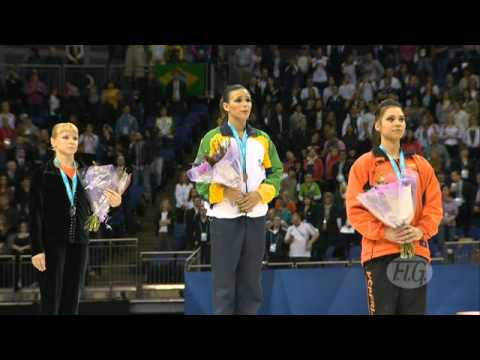 LIVE STREAM - LONDON GYMNASTICS 2012 TEST EVENT