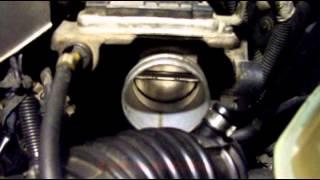 Pulizia Corpo farfallato Alfa Romeo 166 2.0 Twin Spark 155CV - Euro 2