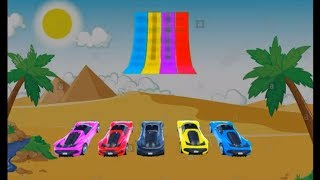 Learn Color with car for Baby & Children Kids Videos for toddlers