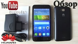 Huawei Y5C Обзор смартфона