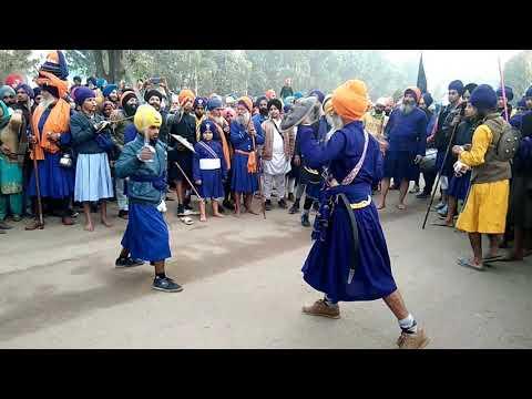 Pritpal Singh Chandi Fatehgarh Sahib Dahal Kirpan bapu g & Jangi Beera Chandi Misal