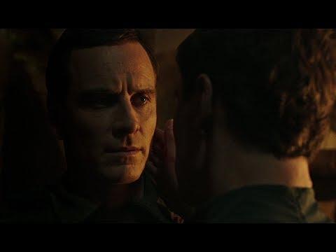 ЧУЖОЙ: ЗАВЕТ - Почему Дэвид поцеловал Уолтера? Что сделает с Дзниельс?