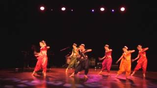 Indian Dance Group Natarang - 105 years of ChSM