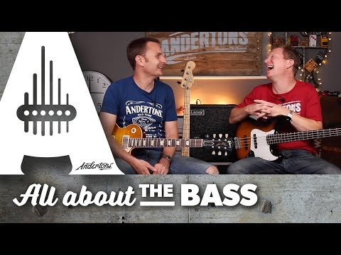 All About the Bass - Jazz Bass - Squier vs. Mexican vs. American