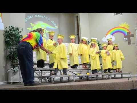 Tuesday Sonshine School Graduation