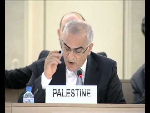 MaximsNewsNetwork: GAZA REPORT on INVESTIGATIONS to U.N. HUMAN RIGHTS COUNCIL (UNTV)