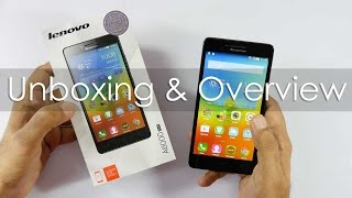 Lenovo A6000 Plus Budget 4G Smartphone Unboxing & Overview