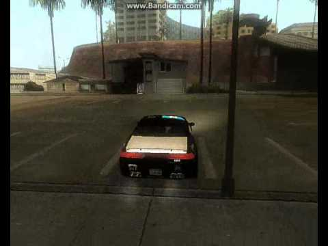 NFS Undercover Cop Car MUS