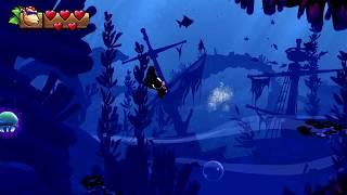 CHILL RELAX LOFI HIP HOP GAME MUSIC Nintendo Donkey Kong Tropical Freeze