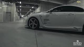 LEXUS RC F PV by WORLD PLATINUM (Produced by Rowen Japan).