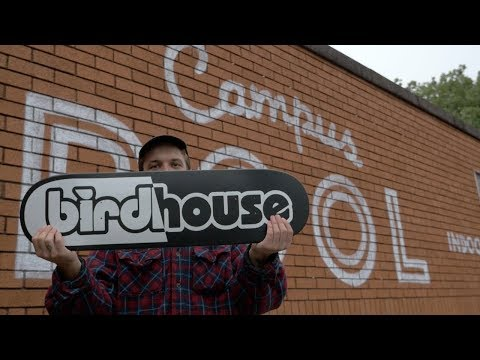 Sidewalk Skate 100 2017: Birdhouse 'Bias' team deck with Ryan Price.