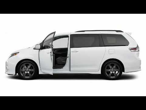 2015 Toyota Sienna Video