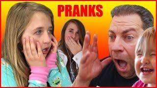 KING PRANK - KIDS PRANK !!! ULTIMATE Kids Fails & Pranks Compilation 2018 !!!
