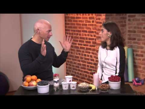 Celebuzz Chats with Celebrity Trainer Harley Pasternak