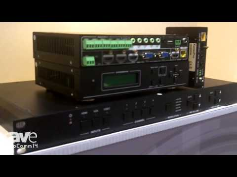 InfoComm 2014: KanexPro Presents its HDBaseT Scalers and Extenders