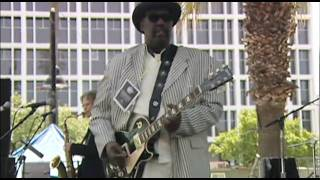 Metro Fountain All Stars - JC Smith &quot;Talk To Me Baby&quot;