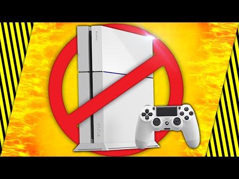 PS4 - СОСНУЛА !!!