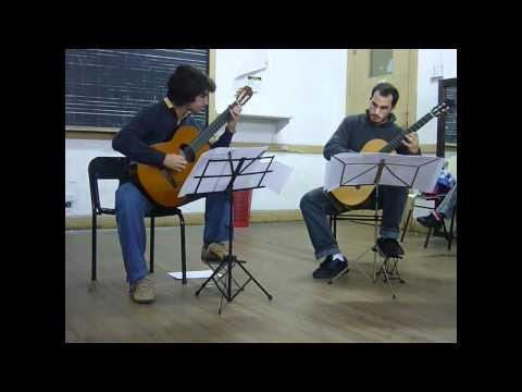 Antoine de Lhoyer - Dúo Concertante Op 31 No 1 - II. Adagio cantabile - Dúo Almada-Molejón