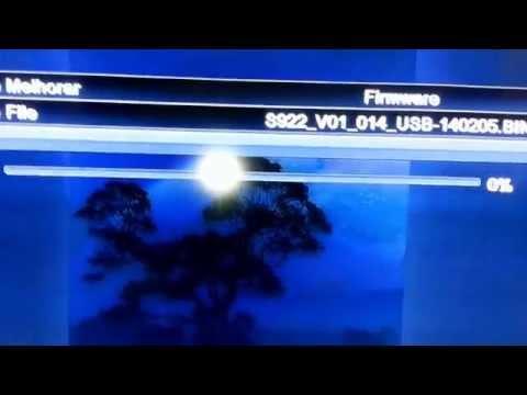 AZAMERICA S922HD ATUALIZAÇÃO FEVEREIRO ABRINDO SKS \ IKS HD´S ON 05\02\2014