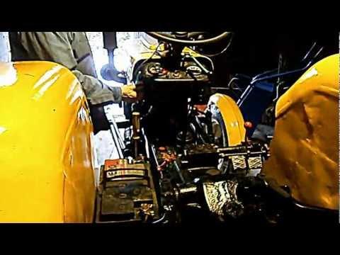 Wymiana Pompy Hydraulicznej W Ursusie C-330